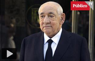 Fallece Isidoro Álvarez, presidente de El Corte Inglés, a los 79 años