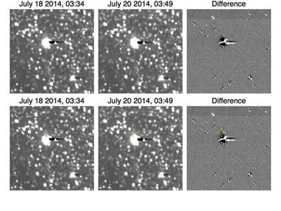 Detectan la luna Hydra, el sat�lite m�s extremo de Plut�n