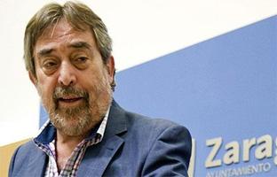 Belloch anuncia que no repetirá como candidato<br> a la alcaldía de Zaragoza