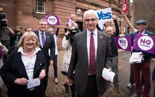 Escocia decide su futuro