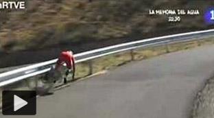Quintana sirve el <br>maillot rojo a Contador