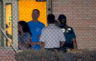 Los padres del niño <br>británico Ashya King salen de la cárcel de Soto del Real