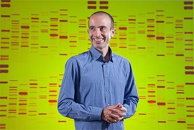 Yuval Noah Harari, profesor de historia de la Universidad Hebrea de Jerusalén.