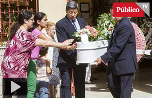 Ruth y José ya descansan<br> en el cementerio de San Bartolomé de Huelva