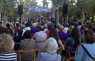 Los Círculos de Podemos ven con recelo un pacto con Izquierda Unida