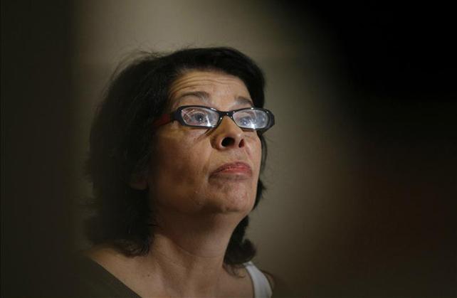 La portavoz de Equo en Madrid, Inés Sabanés.