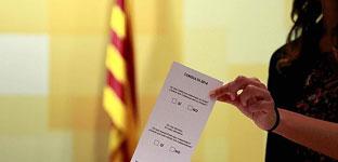 La Generalitat retira la campaña del 9-N