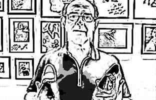 El zapatero de Rafael Amargo