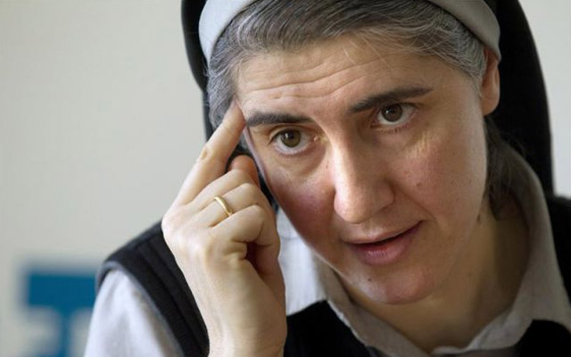 La monja Teresa Forcades. EFE