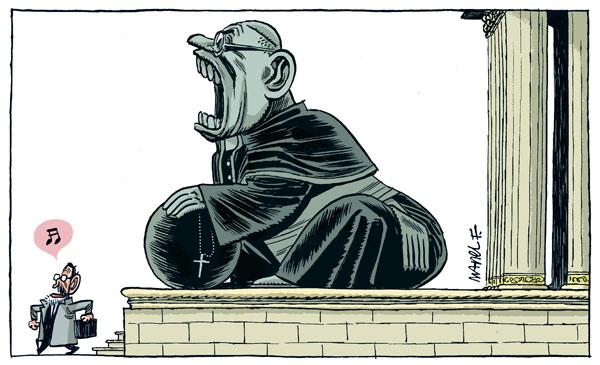 Viñeta de Manel para Público el 2 de febrero de 2012